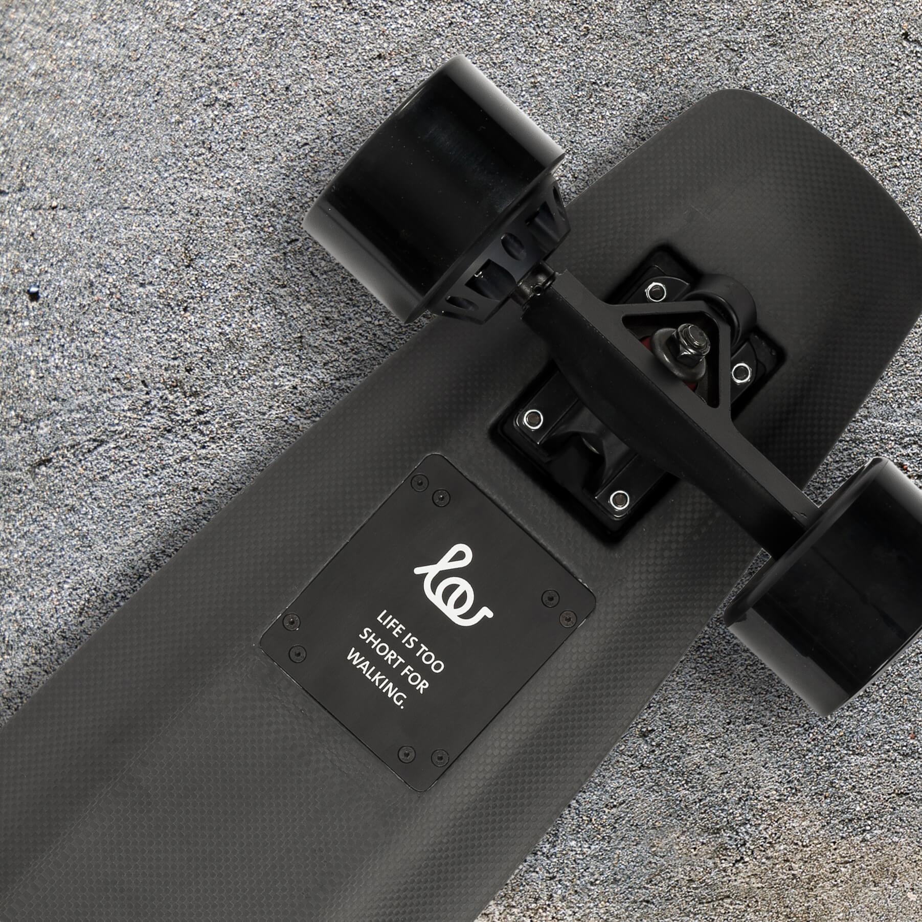 bf77beab50b77 LOU Board – The REAL Electric Skateboard